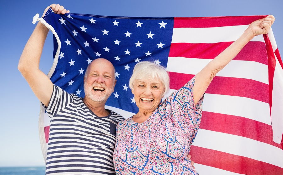What does Fourth of July symbolize in US?